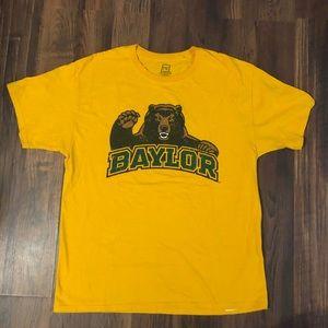 Baylor university t shirt size large